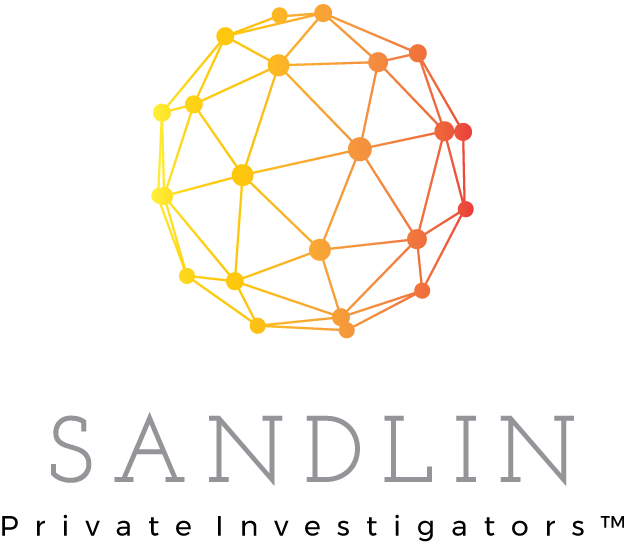 Sandlin Private Investigators Retina Logo